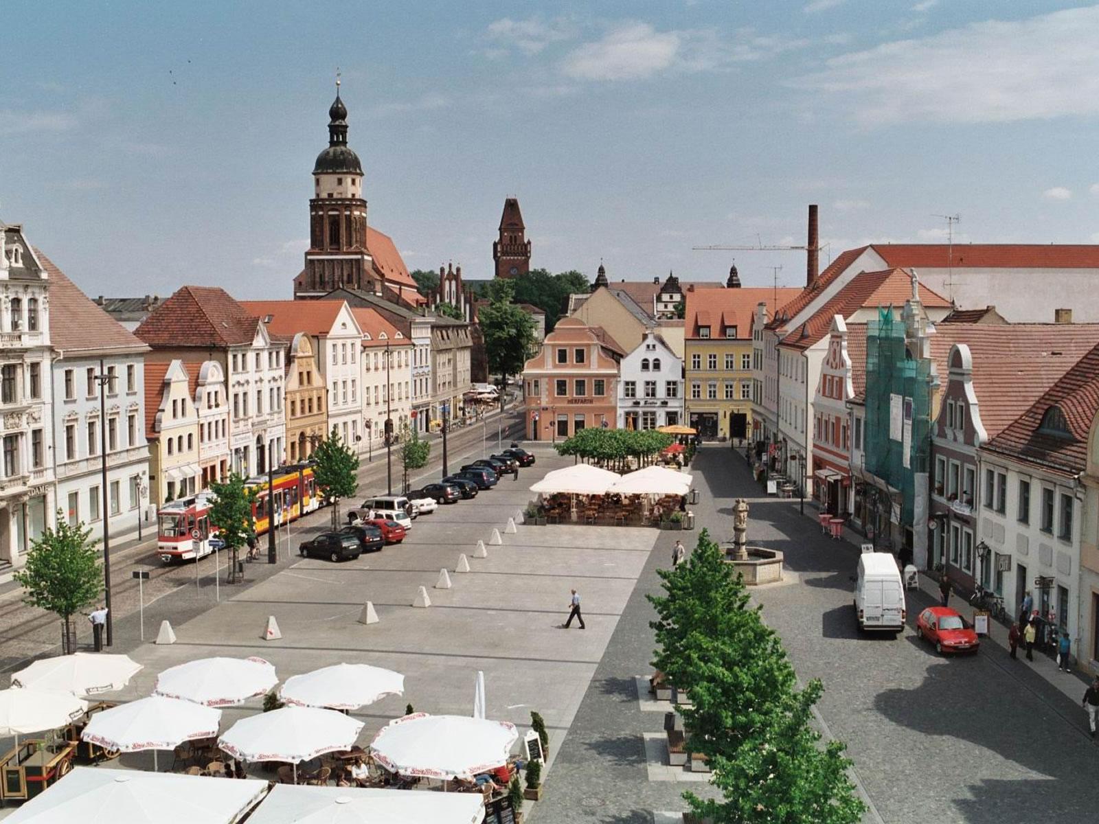 Neugestaltung Altmarkt Cottbus « Nagler und Dieck