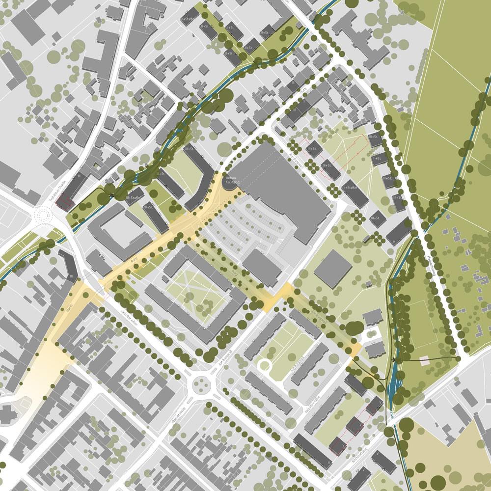 Städtebaulicher Rahmenplan Luckenwalde Quartier Nuthe-Burg