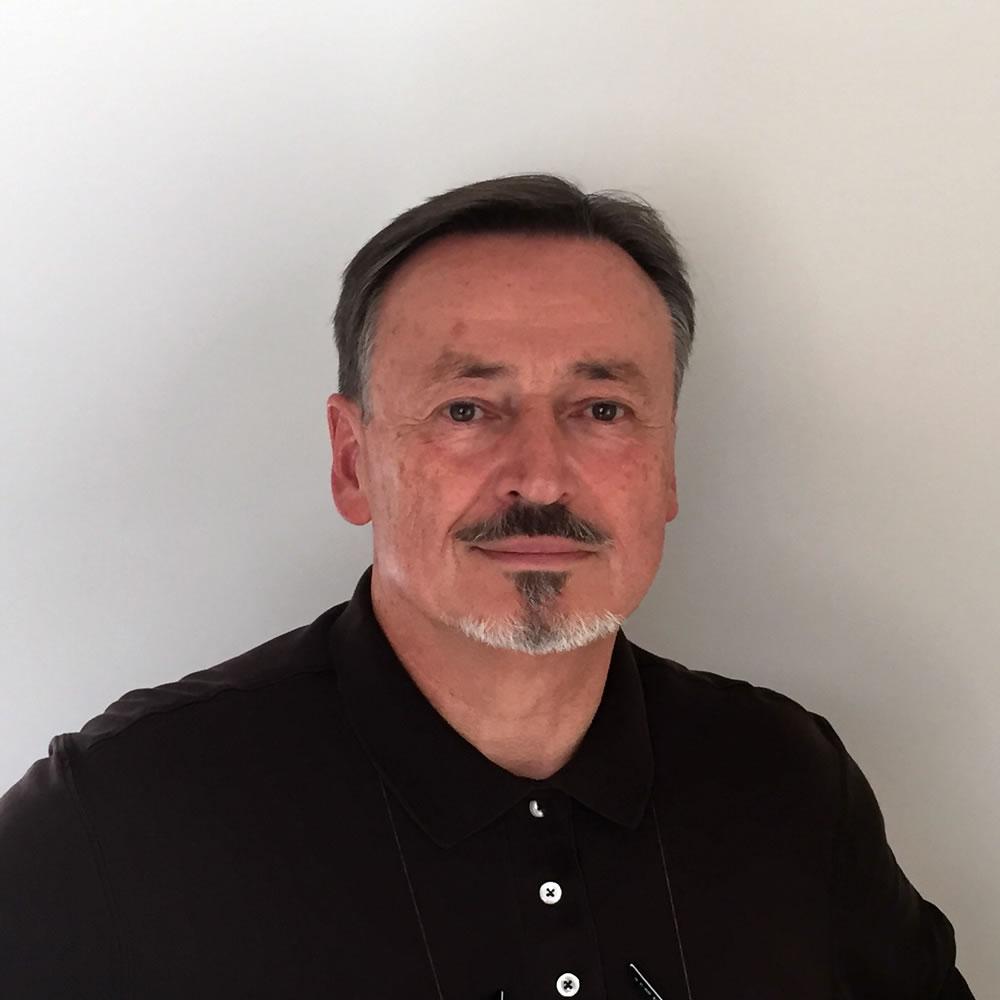 Prof. Heinz Nagler Porträt Bild